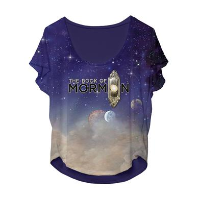 Book Of Mormon Sky Dolman Tee