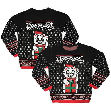 Ryan Adams Cat Presents Knit Sweater