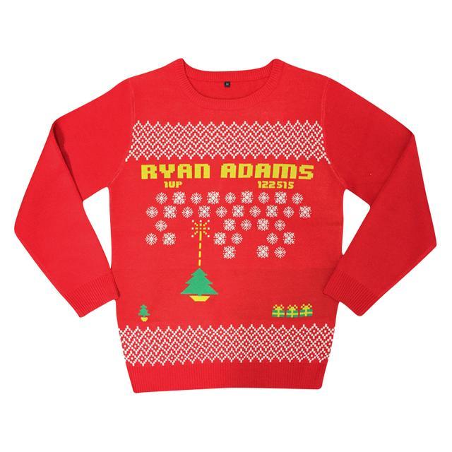 Ryan Adams Arcade Xmas Knit Sweater