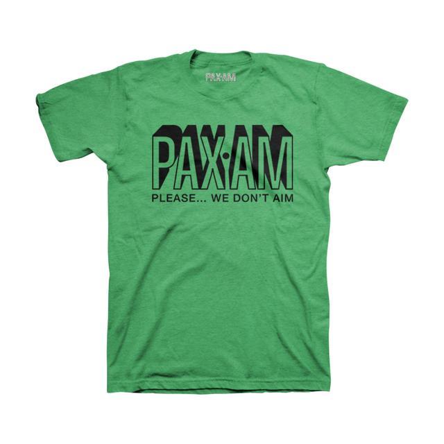 Ryan Adams PaxAm Heather Kelly Tee
