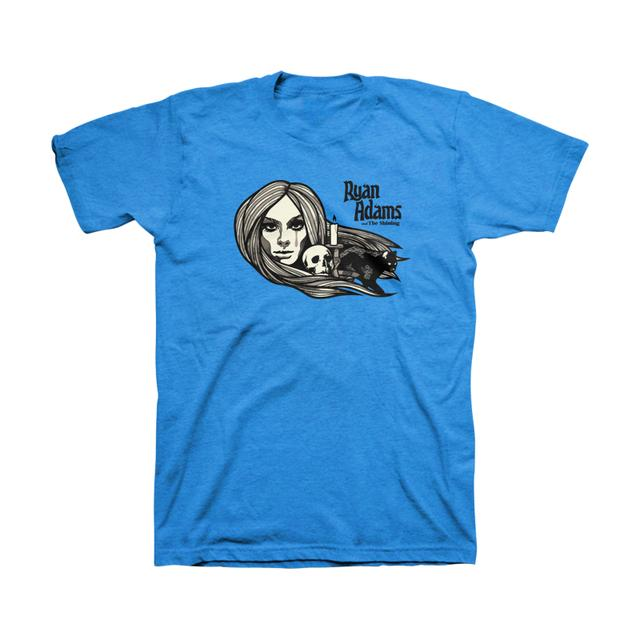 Ryan Adams Superstition Royal Heather Tee