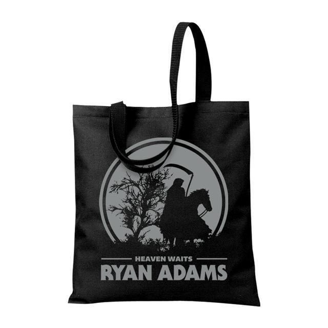 Ryan Adams Horseman Black Tote Bag