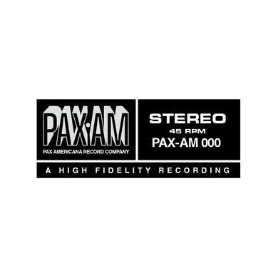 Ryan Adams PaxAm Embroidered Patch
