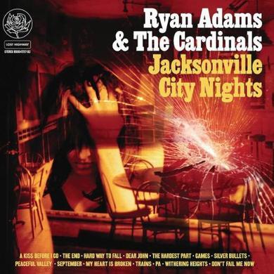 Ryan Adams Jacksonville City Nights Vinyl