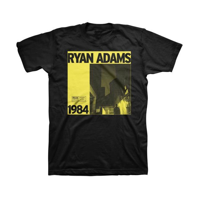 Ryan Adams 1984 Unisex Tee (Yellow)