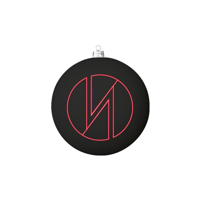 Ryan Adams Logo Ornament
