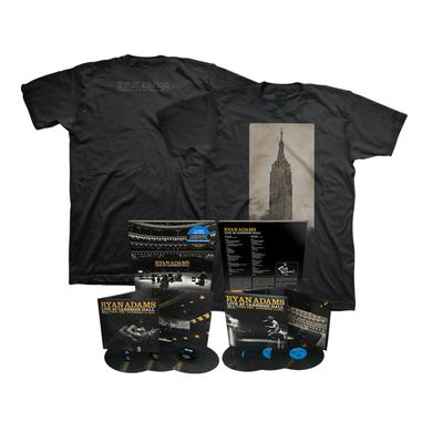 Ryan Adams 2nd Pressing of Live At Carnegie Hall Vinyl Box Set + Tee