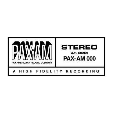 Ryan Adams PaxAm Embroidered Patch (White)