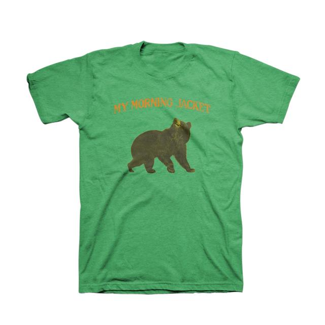 My Morning Jacket Grizzly Tee