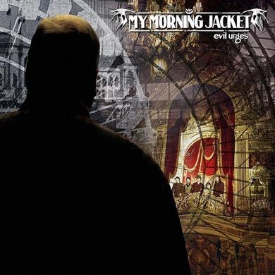 My Morning Jacket Evil Urges CD