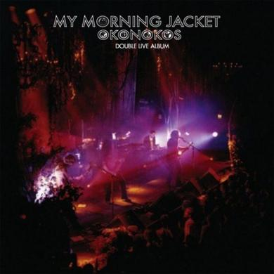 My Morning Jacket Okonokos Double CD