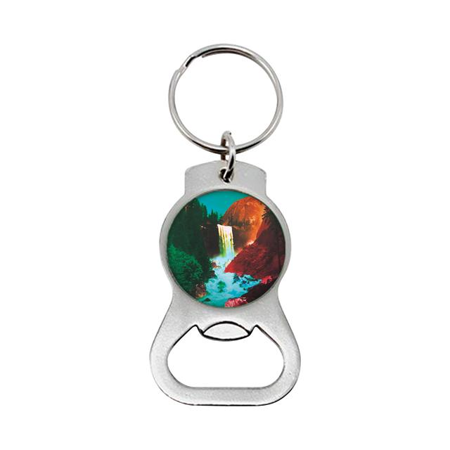 My Morning Jacket Waterfall Keychain