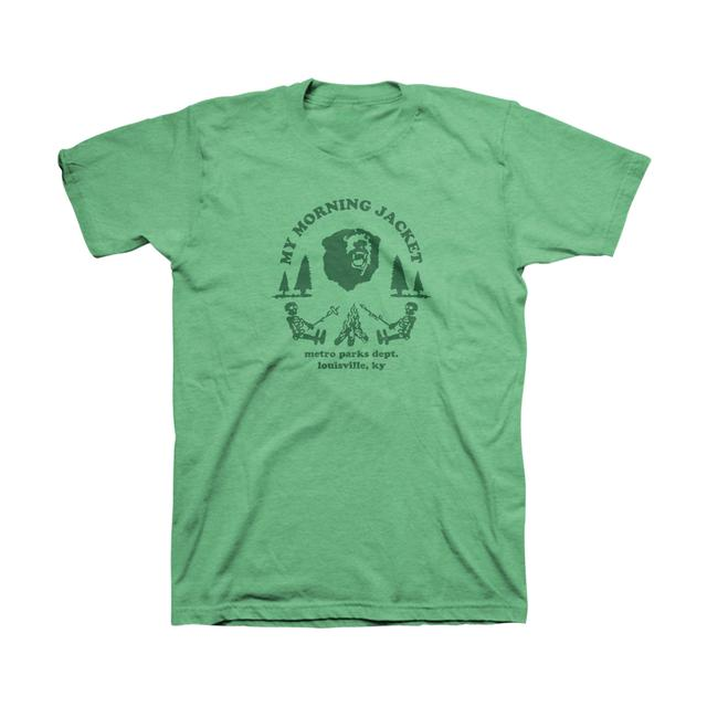 My Morning Jacket Metro Parks Tee