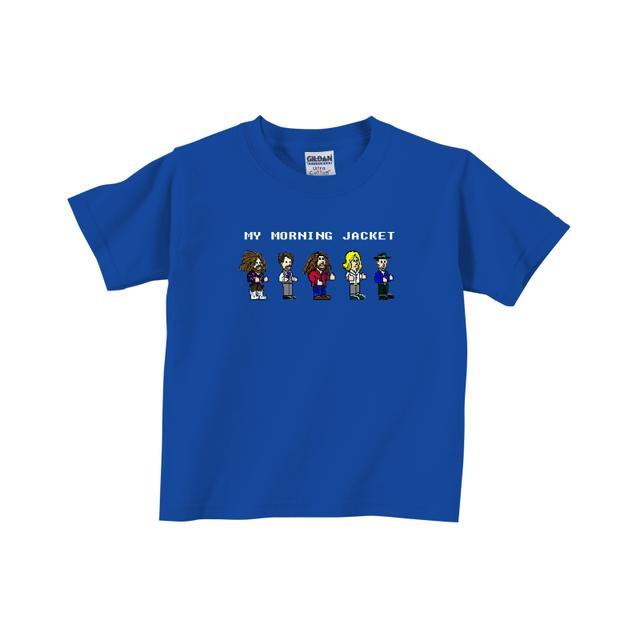 My Morning Jacket 8-Bit Toddler Tee