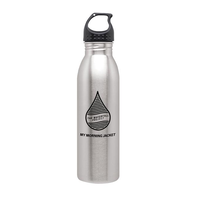 My Morning Jacket The Waterfall Project Water Bottle