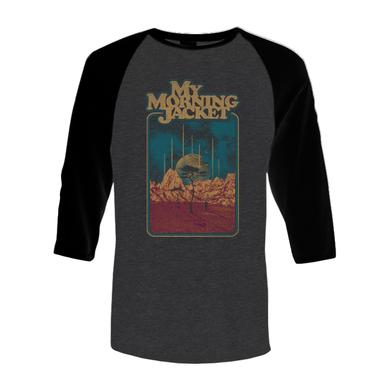 My Morning Jacket Terrestrial Baseball Tee