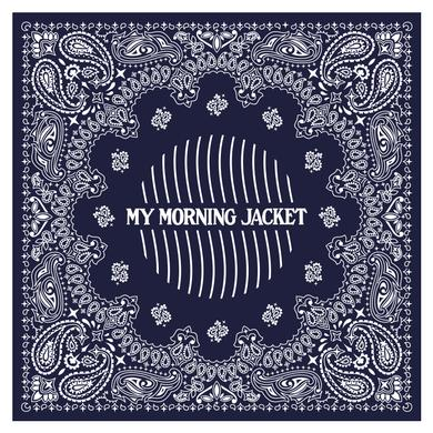 My Morning Jacket Paisley Bandana
