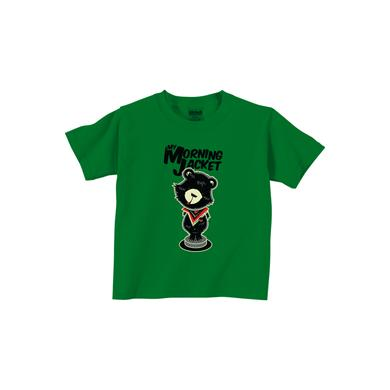 My Morning Jacket Bobble Bear Toddler Tee