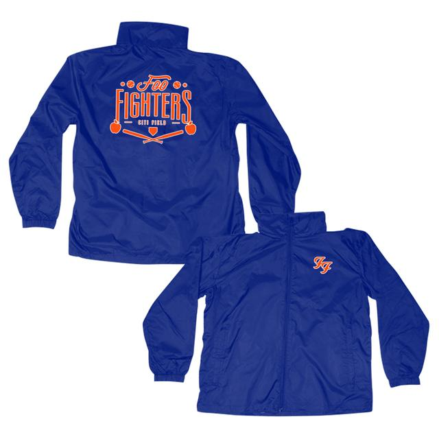 Foo Fighters Citi Field Windbreaker