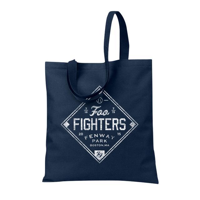 Foo Fighters Fenway Tote Bag