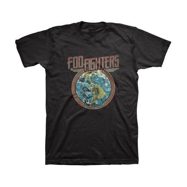 Foo Fighters Worldwide Unisex Tee