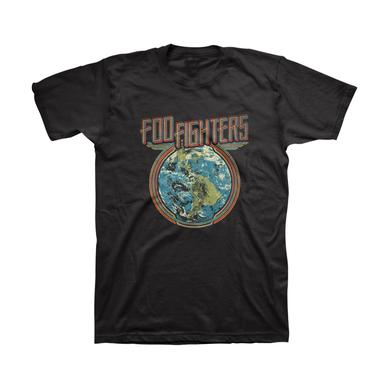 Foo Fighters Worldwide Unisex Tee