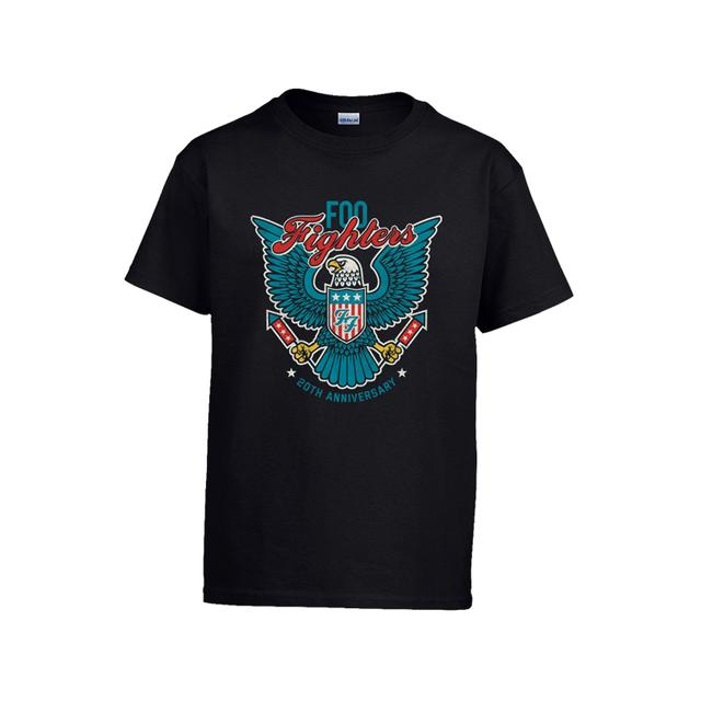 Foo Fighters Eagle Youth Tee