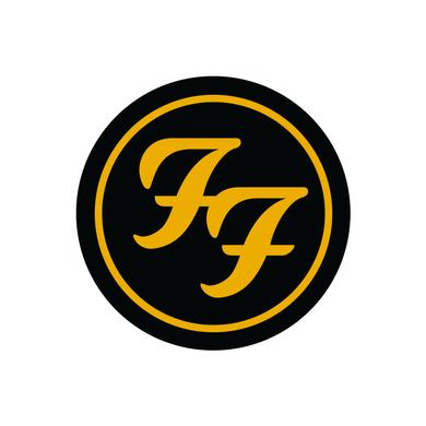Foo Fighters Black Circle Logo Patch