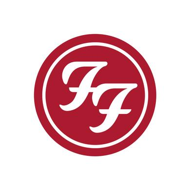 Foo Fighters Red Circle Logo Patch