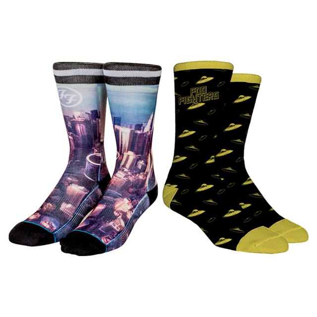 Foo Fighters Socks Bundle