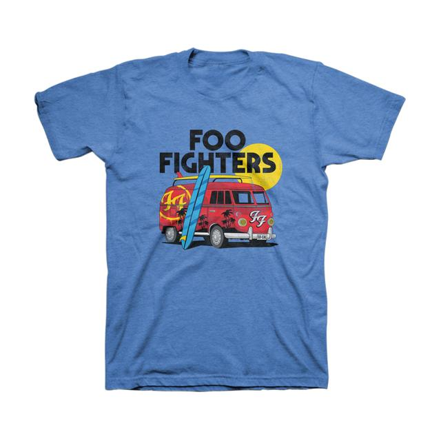 Foo Fighters Split Window Unisex Tee