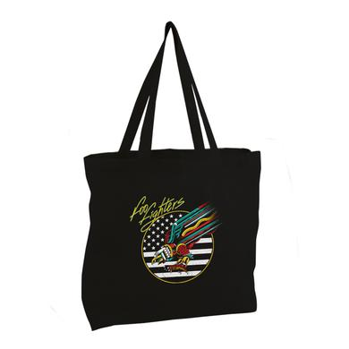 Foo Fighters Screaming Tote Bag