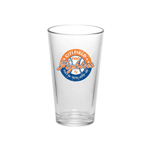 Foo Fighters Citi Pint Glass
