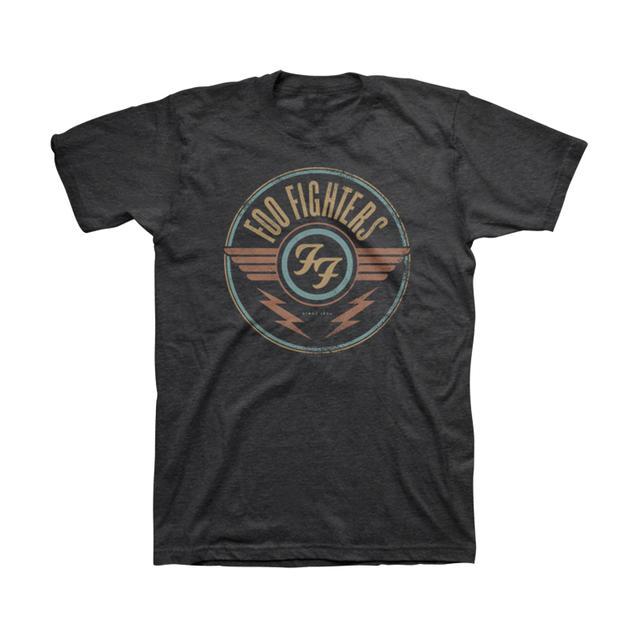 Foo Fighters Wing Seal Unisex Tee