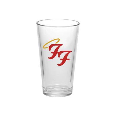 Foo Fighters Anaheim Pint Glass
