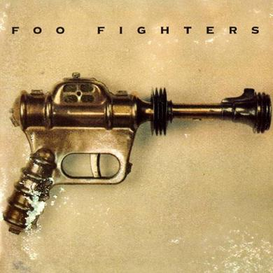 Foo Fighters Self-Titled Vinyl