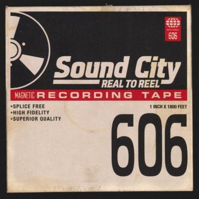 Foo Fighters Sound City Real to Reel Vinyl