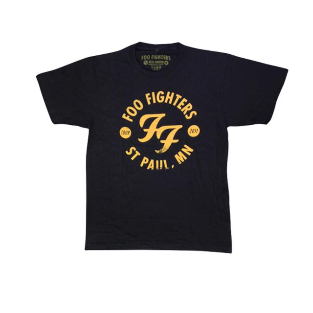 Foo Fighters 2011/2012 Tour Tee