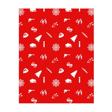 Foo Fighters Foos Wrapping Paper