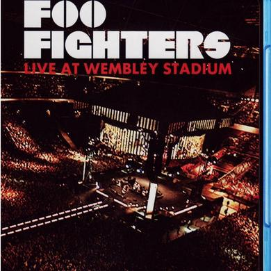 Foo Fighters Live At Wembley Stadium Blu-Ray