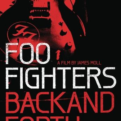 Foo Fighters Back and Forth DVD