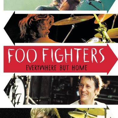 Foo Fighters Everywhere But Home DVD