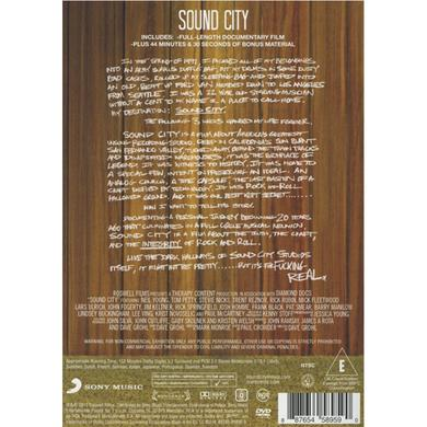 Foo Fighters Sound City Blu-Ray