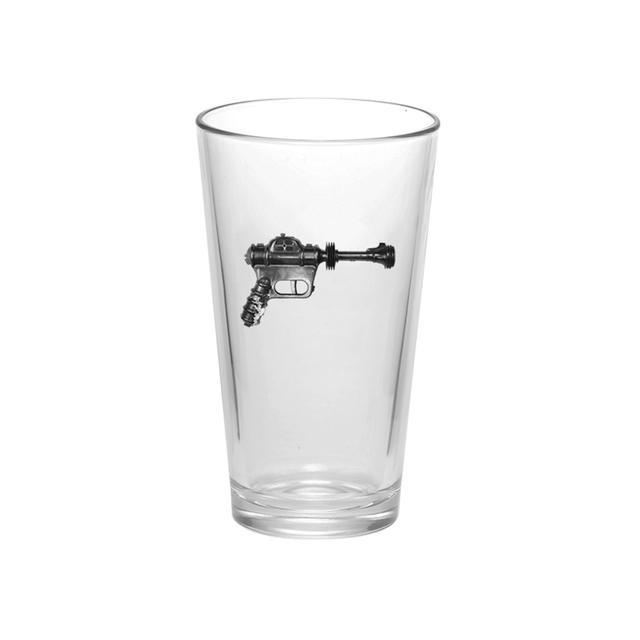 Foo Fighters Raygun Pint Glass