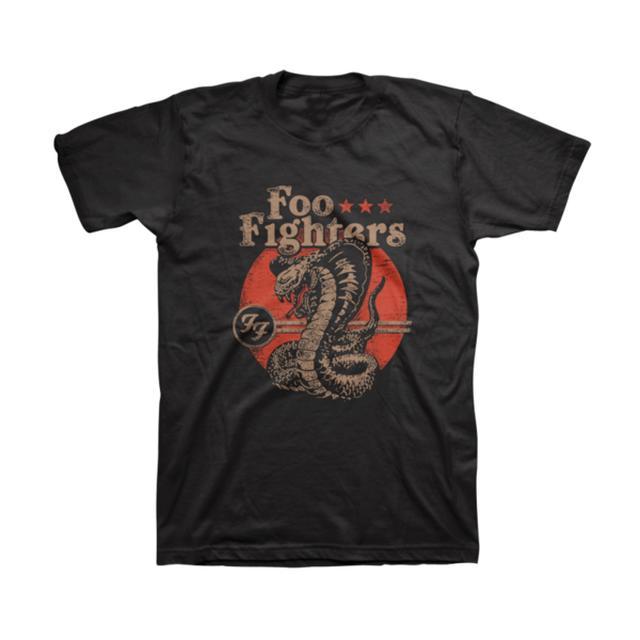 Foo Fighters Cobra Unisex Tee