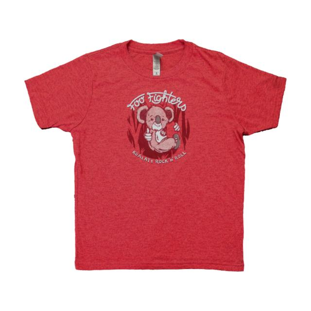 Foo Fighters Koalaty Youth Tee