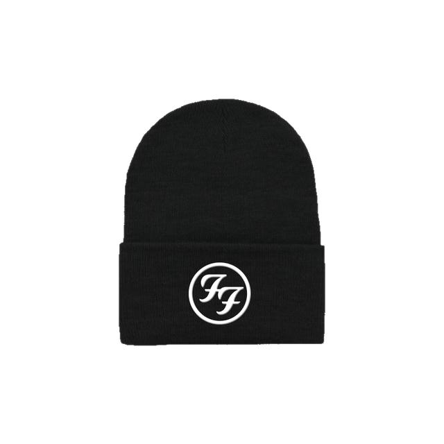 Foo Fighters Logo Foldover Beanie