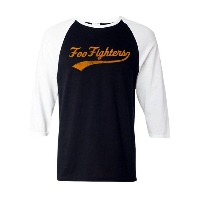 Foo Fighters Foo Ball Baseball Tee
