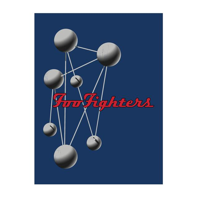 Foo Fighters Flag | Molecules Wall Flag