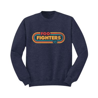 Foo Fighters Racer Crewneck Sweatshirt